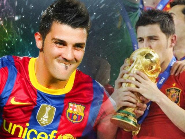Futbolista David Villa es investigado por presunto acoso sexual