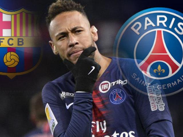 PSG ofrece millonaria renovación a Neymar hasta 2024