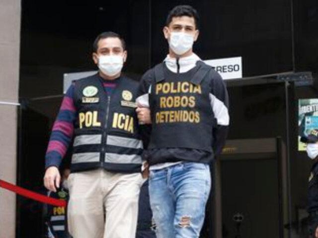 EXCLUSIVO: Habla el peligroso 'Caracas', acusado de asesinar a abogado en SMP