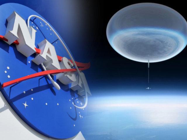 NASA estudiará las estrellas desde un gigantesco globo estratosférico