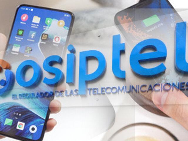 Osiptel: acumulación de minutos y megas en servicio telefónico causará alzas en planes postpago