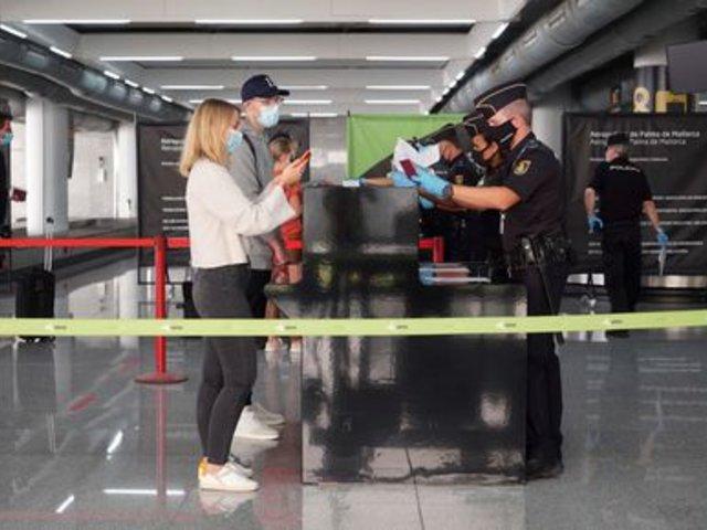 Alemania propondrá descarte de coronavirus a todos lo que vuelvan al país