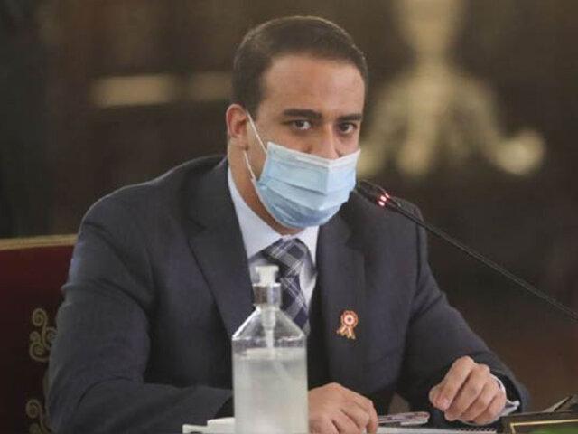 Martín Ruggiero se despide del Ministerio de Trabajo, tras no ser ratificado