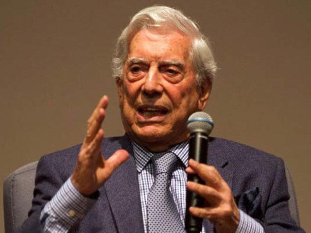 Mario Vargas LLosa se pronuncia por situación en el país tras muerte de dos jóvenes