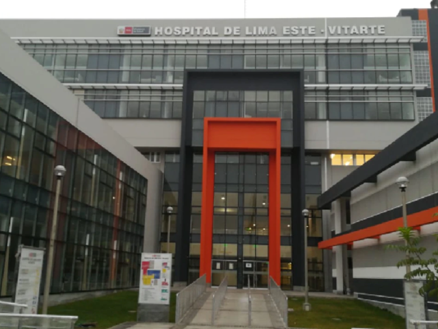 Investigación reveló la presencia de bacterias mortales en el nuevo Hospital de Ate