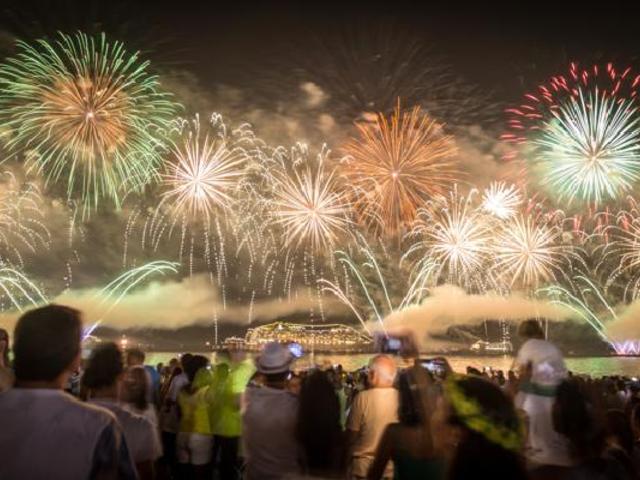 Brasil: cancelan tradicional fiesta de fin de año de Río de Janeiro por coronavirus
