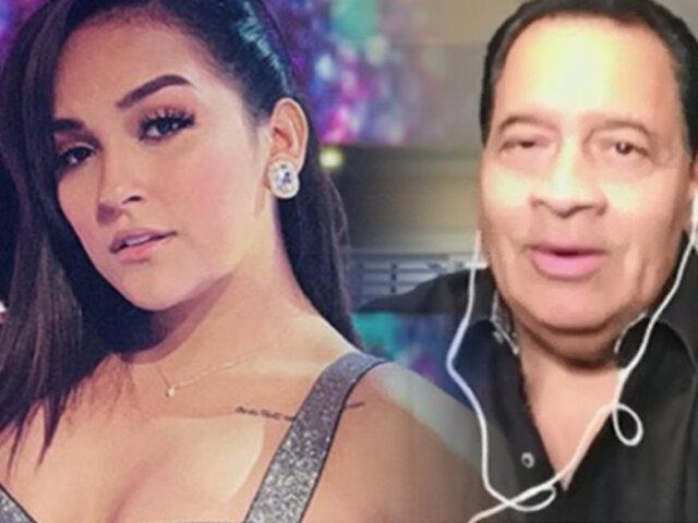 EXCLUSIVO |Desde Miami, Tito Nieves llena de halagos a Daniela Darcourt