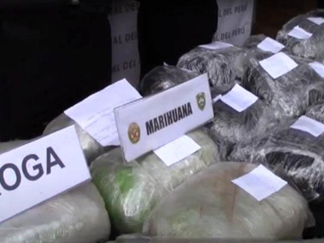 SMP: desbaratan banda que comercializaba droga en toda la capital