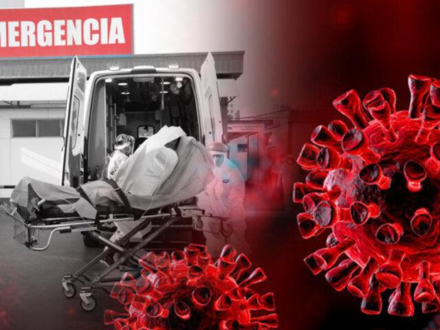 Coronavirus en Perú al 7 de agosto: 463,875 contagiados y 20,649 fallecidos