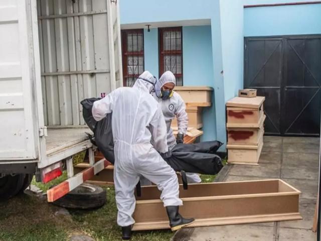 Coronavirus en Perú: reportan 3 658 muertes más y acumulado alcanza los 25 648