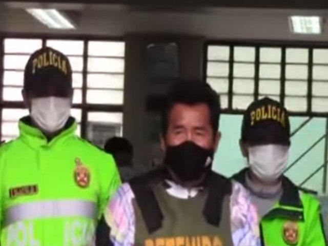 Puente Piedra: detienen a sujetos que habrían entregado insumos para elaborar droga