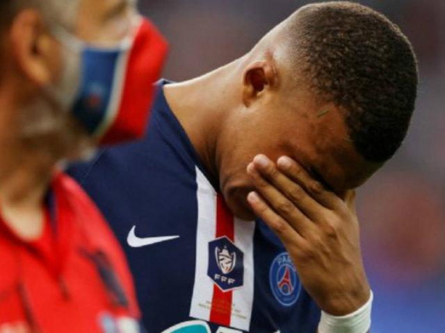 ¡Confirmado! Mbappé se perderá los cuartos de final de la Champions League con PSG