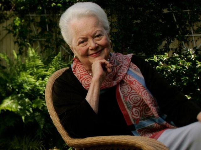 Felleció Olivia de Havilland a los 104 años de edad