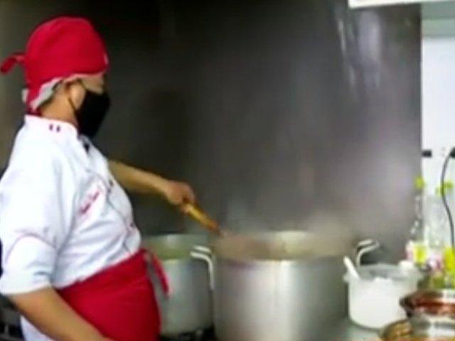 Restaurante Huerta Chinén deja en alto a la sazón peruana aún en tiempos de pandemia
