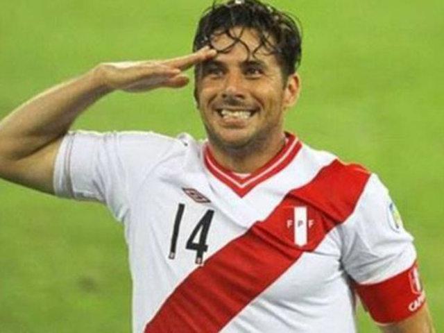 Fiestas Patrias: Claudio Pizarro envía mensaje pidiendo unidad a los peruanos