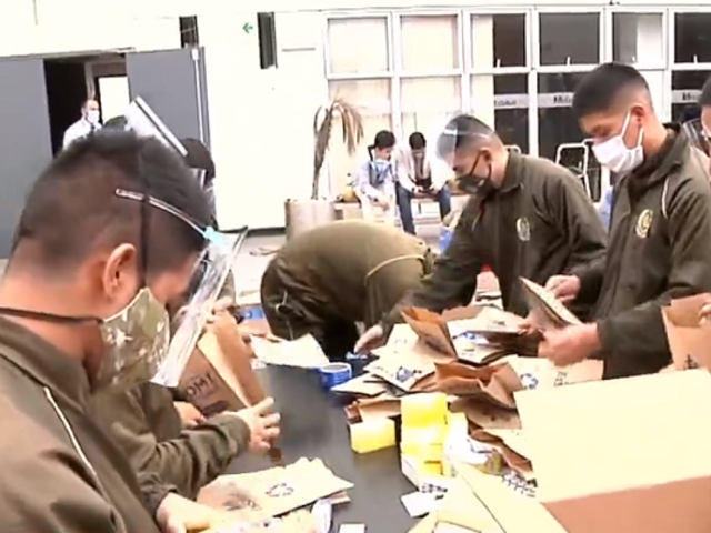 EsSalud y Ejército envían 100 mil kits con medicinas a las regiones más afectadas por la pandemia