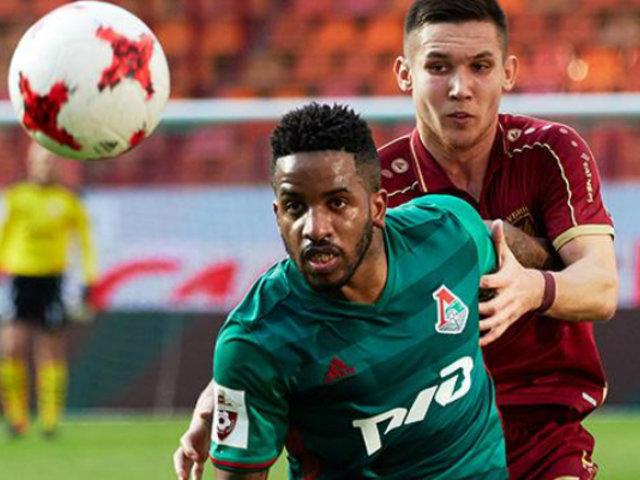 Jefferson Farfán no continuará en Lokomotiv de Moscú