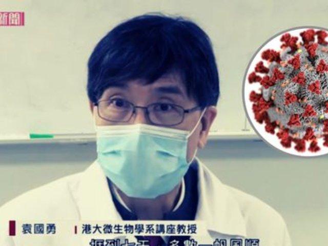 """Científico asegura que China """"encubrió"""" los primeros casos y destruyo evidencia de COVID-19"""