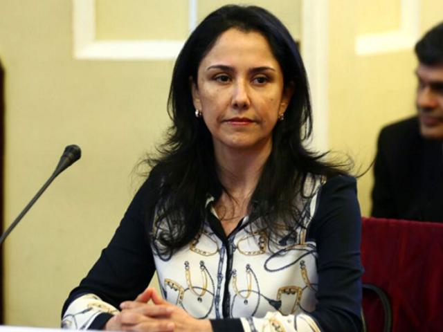 Nadine Heredia: PJ evalúa hoy 36 meses de prisión preventiva por caso Gasoducto