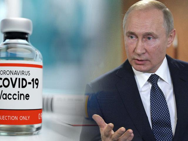 Efectos secundarios de la vacuna rusa aún son inciertos