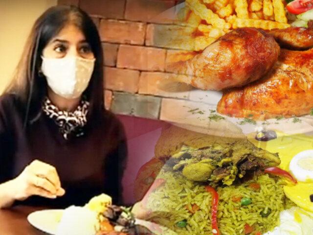 Calorías en comida criolla: obesidad nos hace más vulnerables a la COVID-19