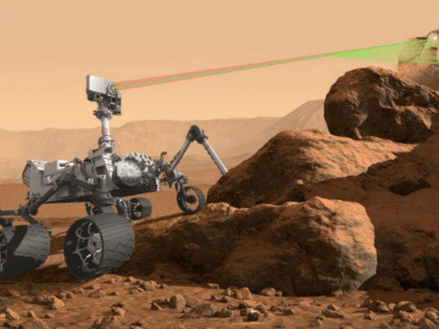 'Perseverance': NASA difunde primeras imágenes y sonido del aterrizaje en Marte