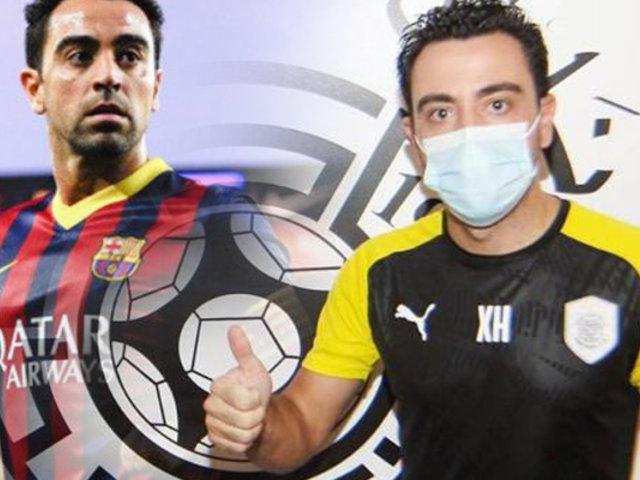 Xavi Hernández anuncia que  superó el coronavirus