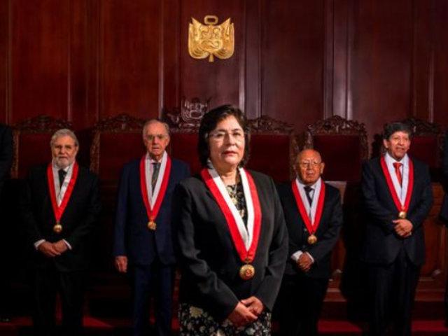 Tribunal Constitucional: Pleno del Congreso sesionará para conformar comisión que elegirá a miembros