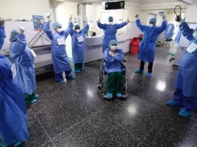 Coronavirus: Perú bordea los 300 mil recuperados por Covid-19
