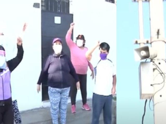 Chorrillos: Vecinos se organizan y juntan dinero para comprar alarma ante constantes robos