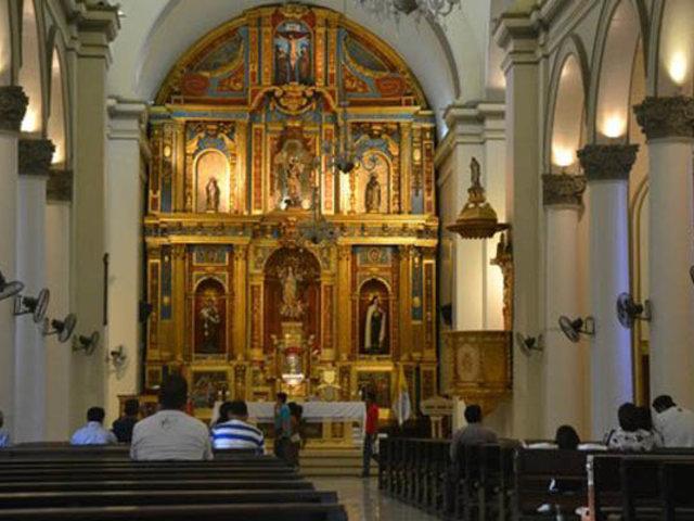 Iglesias de Tumbes y Piura reabrirán sus puertas a partir del  lunes 3 de agosto