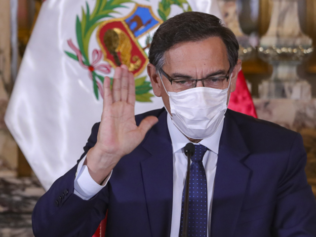 Identifican a congresista que insultó al presidente Vizcarra en sesión virtual del Pleno