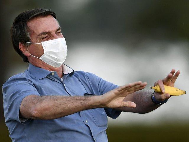 Brasil: Jair Bolsonaro dijo que no se vacunará contra el COVID-19