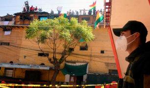 Bolivia amplía cuarentena ante avance incontenible de la pandemia de Covid-19