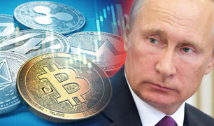 Rusia: Putin firmó ley que prohíbe pagos con Bitcoin y criptomonedas