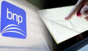BNP lanza plataforma digital para acceder a miles de títulos de forma gratuita