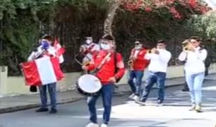 Miraflores: músicos llevan su arte a las calles