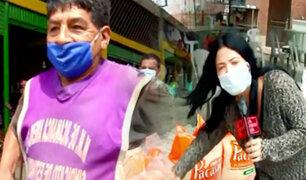 El Anexotón:  la gigantesca donación para comedores populares en Jicamarca