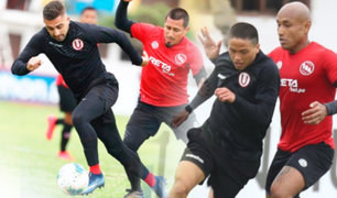 En partido amistoso, Universitario venció a Sport Boys por 3-2