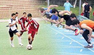 IPD ultima detalles para realizar Juegos Nacionales en el 2021