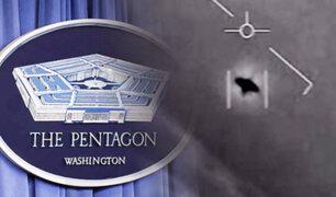 """""""New York Times"""" revela informe del Pentágono que habla de materiales """"no creados por humanos"""""""