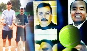 ¡EXCLUSIVO! Los contratos y mejoras salariales de los amigos del tenis del presidente Vizcarra