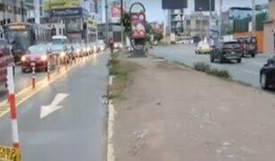 Inauguran la ciclovía más grande de Lima