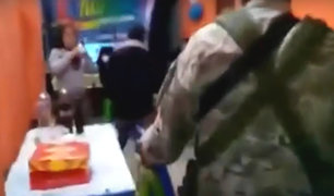 Chosica: más de 20 personas fueron intervenidos en una fiesta chicha