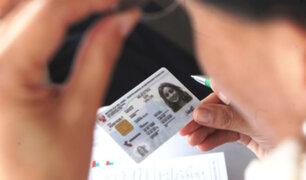 Ejecutivo anuncia que peruanos podrán utilizar su DNI como tarjeta de débito virtual