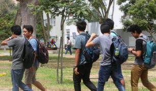 Covid-19: Más de 150 mil estudiantes universitarios dejaron sus estudios por la pandemia