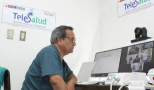Dotarán de equipos a más de 4 mil centros de salud para servicio de telemedicina