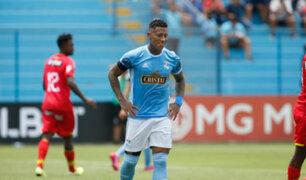 Ray Sandoval fue separado definitivamente de Sporting Cristal tras escándalo