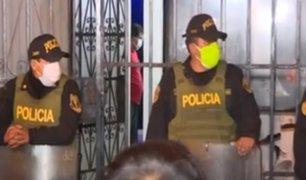 """Callao: cae banda que extorsionaba en """"Terminal Pesquero"""""""