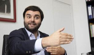 Alberto de Belaunde: Exijo que la Policía publique lista de detenidos en marcha